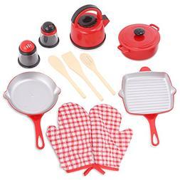 Liberty Imports Kitchen Cookware Pots and Pans Plastic Prete