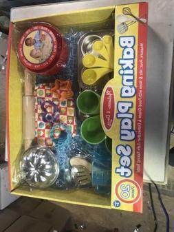 Melissa & Doug Baking Play Set  - Play Kitchen Accessories