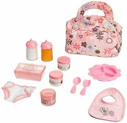 Melissa & Doug Mine to Love Doll Feeding and Changing Access