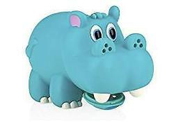 Nuby Hippo Spout Guard, Blue
