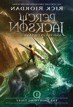 Percy Jackson and the Olympians Series #1:The Lightning Thie