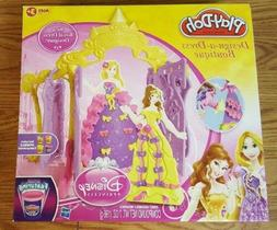 Play-Doh Disney Princess Design-a-Dress Boutique Set