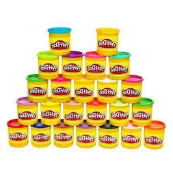 Play-Doh Modeling Compound 24-Pack Case of Colors, Non-Toxic