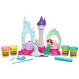 Play-Doh Royal Palace Playset Featuring Disney Princess Cind