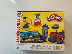 Play-Doh Transformers Dark of the Moon Art Dough Set