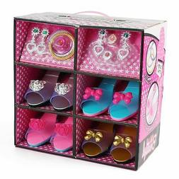Princess Dress Up & Play Shoe and Jewelry Boutique