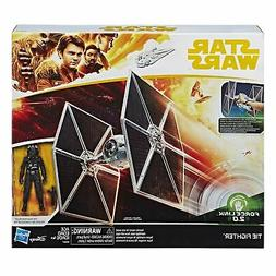 Star Wars Force Link 2.0 TIE Fighter and TIE Fighter Pilot F