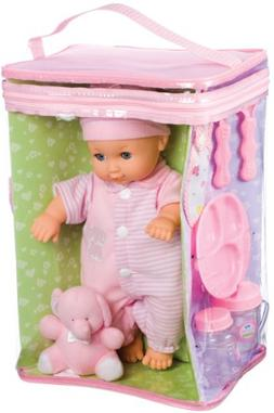 Toysmith 98229 Baby Ensemble Doll Playset