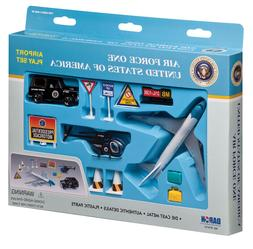 DARON AIR FORCE ONE AIRPORT PLAY SET | SHIPS IN 1 BUSINESS D