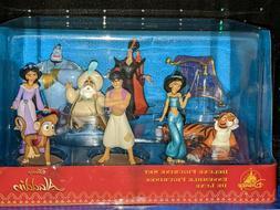 aladdin 9 piece deluxe figurine playset giftset