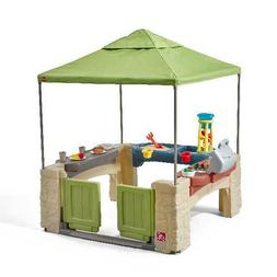 Step2 All-Around Playtime Patio with Canopy backyard outdoor
