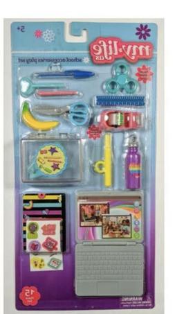 My Life As American Girl Doll School Accessories Play Set la