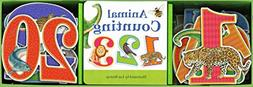 Animal Counting Book & Learning Play Set