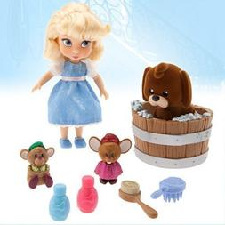 Disney Animators' Collection Cinderella Mini Doll Play Set -