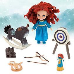 Disney Animators' Collection Merida Mini Doll Play Set - 5 I