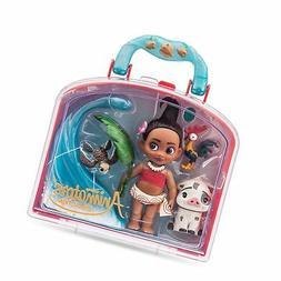 Disney Animators' Collection Moana Mini Doll Play Set - 5 In