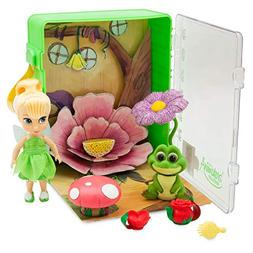 Disney Animators' Collection Tinker Bell Mini Doll Play Set