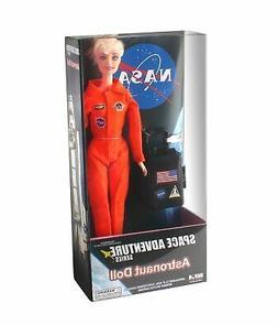 Daron Astronaut Doll  in Orange Suit