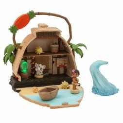 Disney Authentic Animators Collection Moana Mini Doll Play S