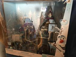 "Authentic Disney Store ""Frozen Arendelle Castle Play Set"".Do"