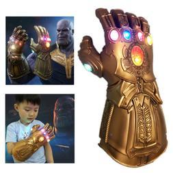Avengers 4 War Infinity Gauntlet Endgame Thanos Adult/Childr