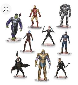 Avengers Endgame NEW FULL SET Marvel Deluxe 6-Inch Action Fi