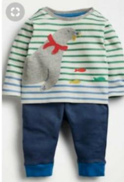 Baby boden boys tshirt shorts play set 3 6 12 months 2 3 yea