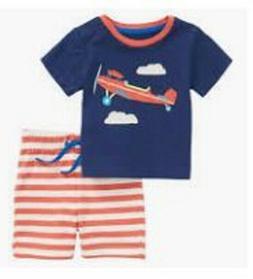 Baby boden boys tshirt shorts play set 6 12 18 24 m 2 3 y mi