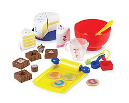 Learning Resources Bake & Learn, 27 Pieces