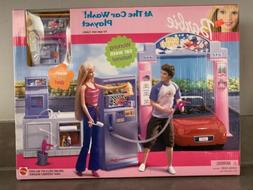 Barbie At The Car Wash Playset  NEW SEALED! Never Used!