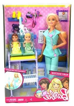 Barbie  - Mattel Baby Doctor Play Set DVG10 - 4SKY