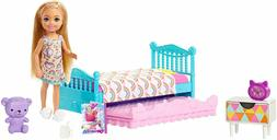 Barbie Bunk bed Trundle Furniture Doll Playset NEW Mattel Do