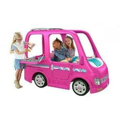 Barbie Camper Dream Playset Camping Dreamcamper Adventure Rv