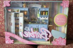 Barbie: Decor Collection Kitchen Playset, Barbie Kitchen NRF