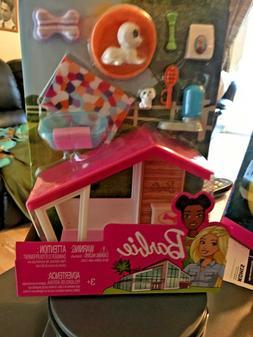 Barbie Dog House playset NEW FXG34