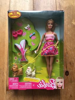 Barbie Doggie Park Brand New Playset Mattel
