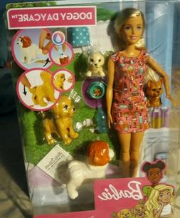 Mattel - Barbie Doggy Daycare Doll & Pets  Toy Christmas Gif