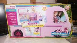 Barbie Dream Camper Adventure Camping Playset NEW in Damaged