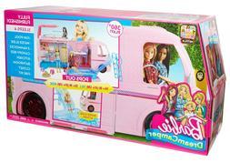 Barbie Dream Camper Adventure Camping Playset w/ Accessories