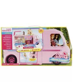 Barbie DreamCamper Adventure Camping Playset for Ages 3Y+ NE