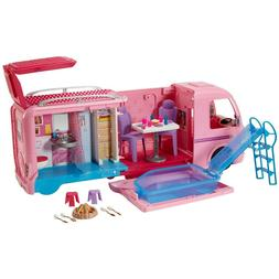 DreamCamper Adventure Camping Play-set with Accessories 3 ye