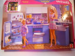 Barbie Kitchen Playset So Real So Now 19