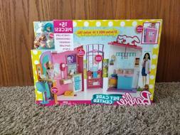 Mattel Barbie Pet Care Center Playset New Free Shipping