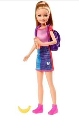Barbie Team Stacie Doll Smoothie Playset with Accessories -