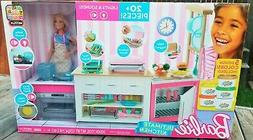 Barbie Kitchen Play Set Playset