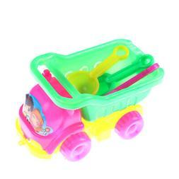 Beach Toys Playset for Kids Dump Truck Sand Shovel Set for b
