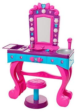 Sweet Fairytales Beauty Salon Vanity, Multicolor