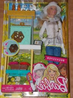 Barbie BeeKeeper Doll Bee Hive Playset 2018 New