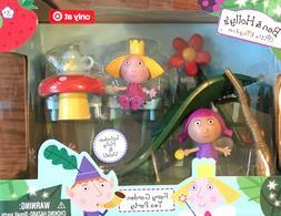 BEN & HOLLY'S LITTLE KINGDOM FAIRY GARDEN TEA PARTY