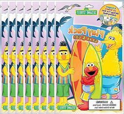 Sesame Street Bendon BashBox Play Pack Grab & Go Children's